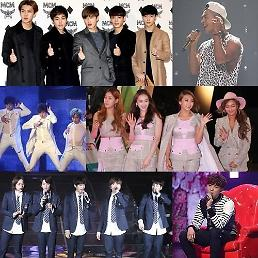 .2014 KBS歌谣庆典大改革 只表演不颁奖.