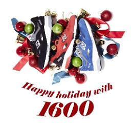 .新百伦1600 Holiday Pack在韩喜庆上市.