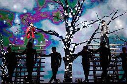 동방신기, 베이징 밝히다 '중국 콘서트 성황'