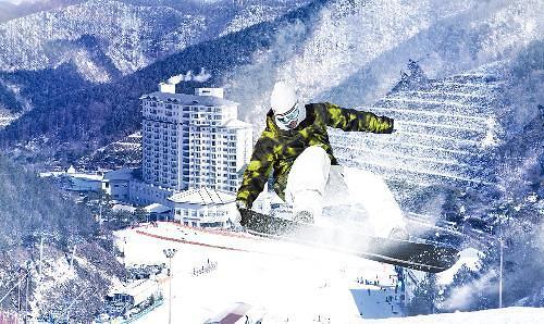 首尔首都圈滑雪场&雪橇场