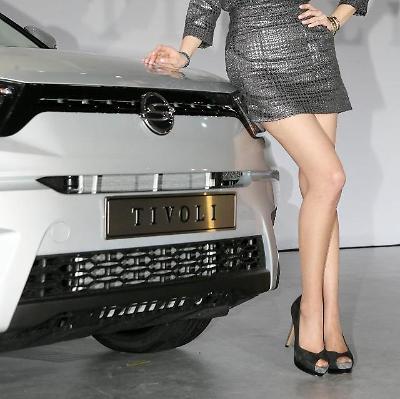 티볼리 신차 발표회 : 쌍용자동차 My 1st SUV