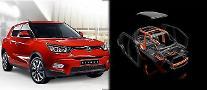 サンヨン自動車、ポスコ鋼板を適用した「チボリ」発売