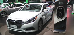 .Hyundai Sonata plug-in named as one of Top 8 Electrified Vehicles at Detroit auto show .