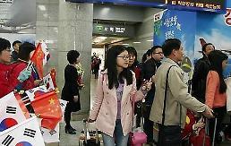 .韩全南务安机场中国游客激增 急需开设检疫站.