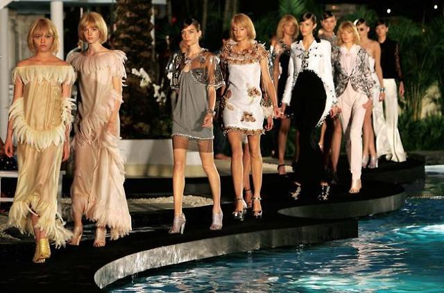 香奈儿Cruise时装大秀落户首尔 成亚洲地区首个举办城市