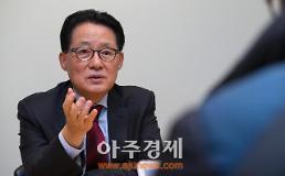 [단독] 박지원, 문재인 대세론 격침