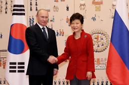 러시아 경제 中과 韓이 살렸다.