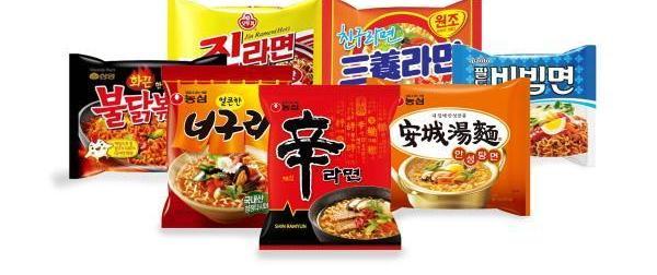 Koreas ramyeon market shrinks 2% in 2014