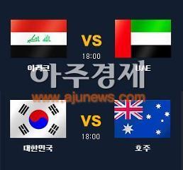 [아시안컵 4강 분석] 순위예상 : 호주 > 한국 > 아랍에미리트 > 이라크... 호주 우승을 예상하는 이유는?