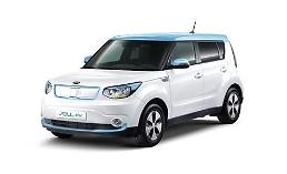 .Kias Soul EV best-selling electric car in home market.