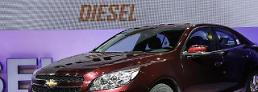 .Diesel-powered cars gain ground in South Korea on good gas mileage  .