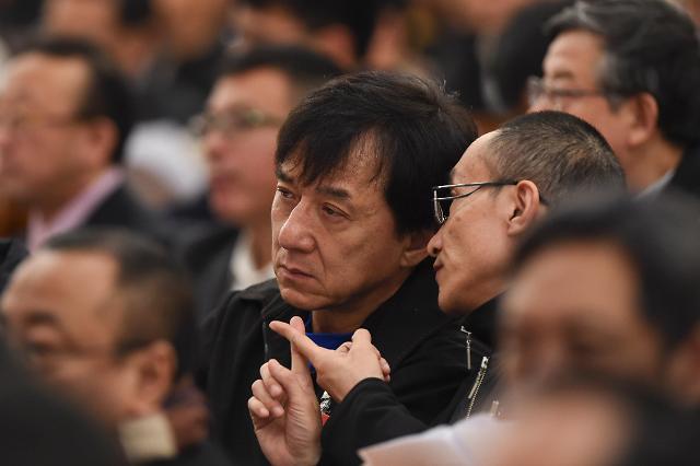 [영상중국] 글로벌 액션스타 성룡, '나도 정협 위원' 중국 양회 참석