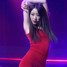 '나인뮤지스' 경리 직캠 공개, 박지윤 성인식 완벽 재연