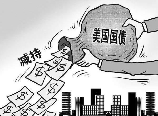债)�n��dym�yg,9��z+�_中国连续第5个月减持美债 最大债主地位未变
