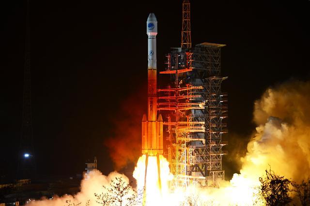 [영상중국] 창정3호 로켓 타고 中 '차세대 베이더우항법 위성' 우주로