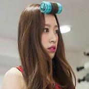 """""""빨간 입술에 빨간 드레스가 잘 어울리네"""" '어 스타일 포 유' EXID 하니 사진 공개…"""