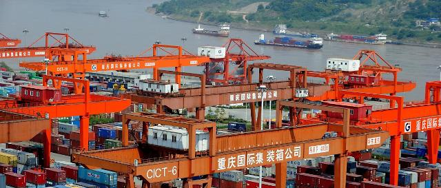 Exports to China fall 1.5% on-year in Q1