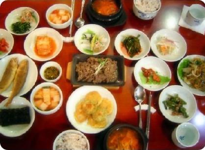 韩国人的饮食习惯