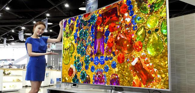 Korea takes up 43.4% of smart TV market in 2014: DisplaySearch