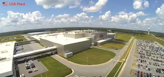 기아차 미국 공장서 총격 사건…1명 경상, 부상자 가해자 모두 미국인