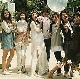 이병헌 이민정과 달랐나?..만삭 보영 행복한 미소 지성 이보영 베이비샤워 파티