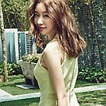 라임색 원피스 코디 '봄 여신 강림', 김아중 화보