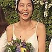 절친 서영희 축하…하객 10명? 김나영 제주도 결혼식
