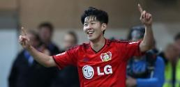 .Liverpool are eyeing transfer for Leverkusens Son Heung-min: report  .