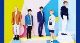 .Boy band SHINee to make comeback  .