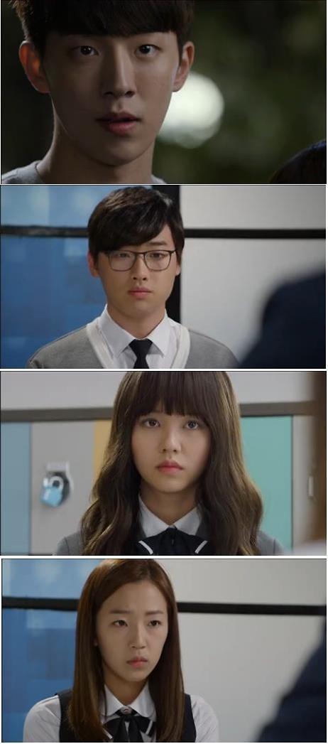 [월화드라마 후아유-학교2015 9회예고]김소현 죽음 안 남주혁,조수향 제거에 가세?