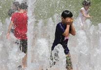 韩气象厅发布今年首个高温警报