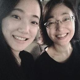 엄마와 나란히 다정한 모녀샷 공개…닮은 듯한 환한 미소 눈길, 손수현