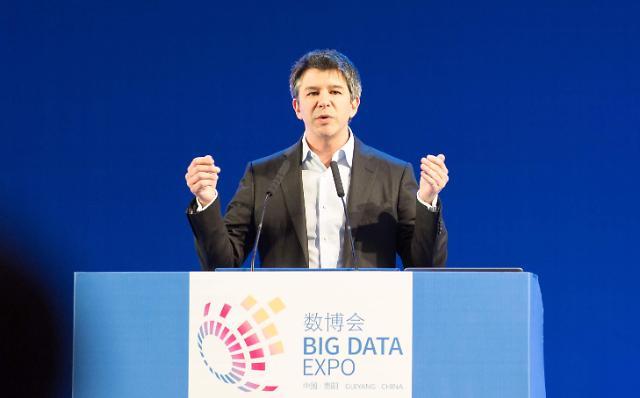 [영상중국] 중국 시장 퇴출 위기 우버 CEO, 깜짝 중국 방문