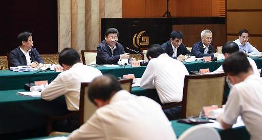 시진핑이 말하는 중국 13차 5개년 계획 밑그림