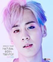 틴탑, 신비소년의 정석 천지 VS 강렬한 눈빛의 엘조 매력 비교