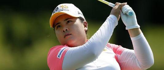 Park In-bee retakes No. 1 spot in womens golf rankings