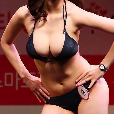 비키니 예선전 2015 섹시백 선발대회