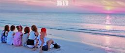 .K-pop girl band APink to release new album Pink Memory July 16 .