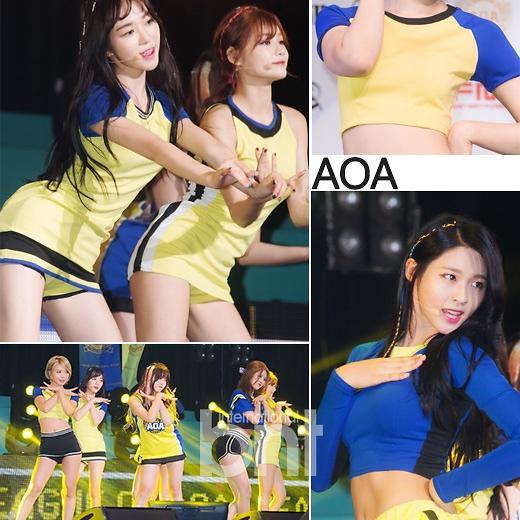 SISTAR&AOA携新曲重回归 妆扮风格碰撞各放异彩