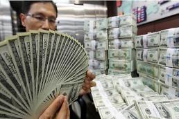 .韩外汇储备连续3月刷新历史最高纪录.