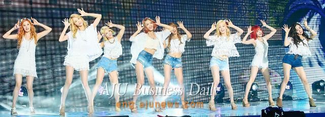 Girls Generation returns with single album