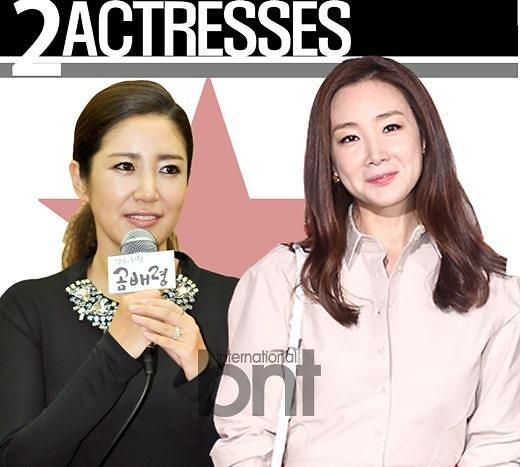盘点人气中年女演员柳好贞崔志宇的护肤秘诀