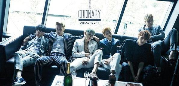 Song from Beasts coming album tops 6 charts