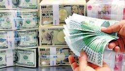 .外国投资者大量抛售韩国股票 韩元持续疲软成主因.