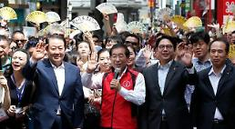 .首尔市长朴元淳下周赴华宣传韩国旅游 人气韩星助阵.
