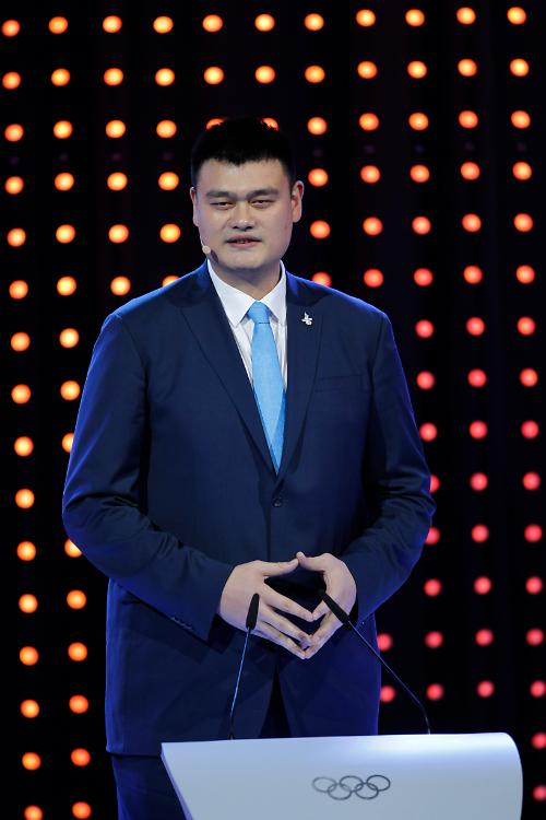 [영상중국]베이징 동계올림픽 유치 '막바지 총력전' 류옌둥, 야오밍 나서