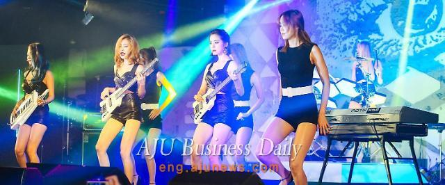 Wonder Girls return as 4-member band