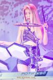 .Wonder Girls Yoobin is now a drummer .