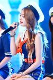 .K-pop: Idol girl band T-aras Jiyeon .