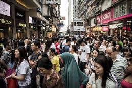 .内地移港人数回落 港媒:香港对内地人吸引力降.